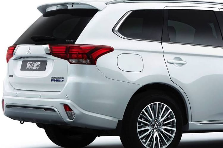 Mitsubishi Outlander PHEV SUV 2.4 h TwinMotor 13.8kWh 224PS Verve 5Dr CVT [Start Stop] detail view