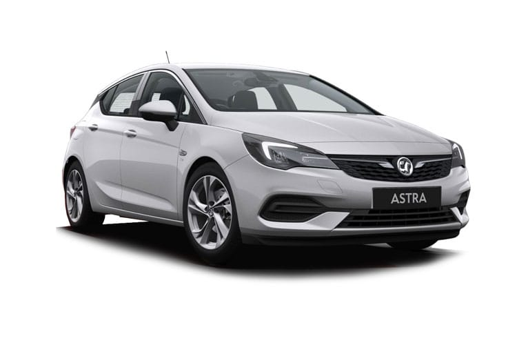 Vauxhall Astra Hatch 5Dr 1.2 Turbo 130PS Business Edition Nav 5Dr Manual [Start Stop] front view