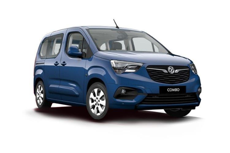 Vauxhall Combo Life XL MPV 1.2 Turbo 110PS Energy 5Dr Manual [Start Stop] [7Seat] front view