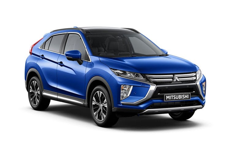 Mitsubishi Eclipse Cross SUV 4wd 1.5 T 163PS Exceed 5Dr CVT [Start Stop] front view