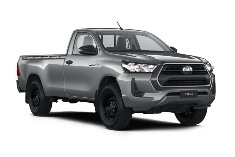 Toyota Hilux PickUp Double Cab 4wd 3.5t 2.4 D-4D 4WD 150PS Active Pickup Double Cab Manual front view