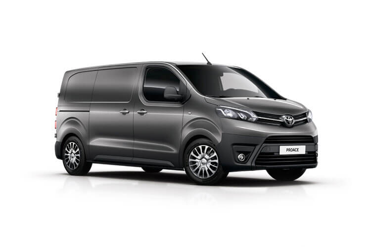 Toyota PROACE Medium 1.5 D FWD 120PS Icon Van Manual front view