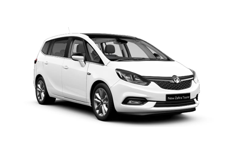 Vauxhall Zafira Tourer 1.6 CDTi ecoFLEX 134PS SRi Nav 5Dr Manual [Start Stop] front view