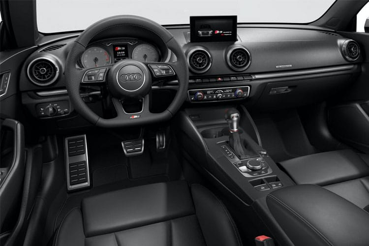 Audi A3 35 Cabriolet 2Dr 1.5 TFSI 150PS Sport 2Dr S Tronic [Start Stop] [Technology] inside view