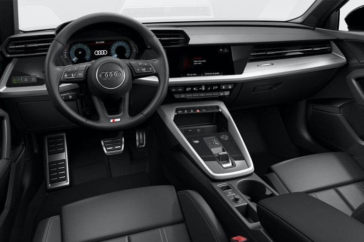 Audi A3 35 Sportback 5Dr 2.0 TDI 150PS Technik 5Dr Manual [Start Stop] inside view