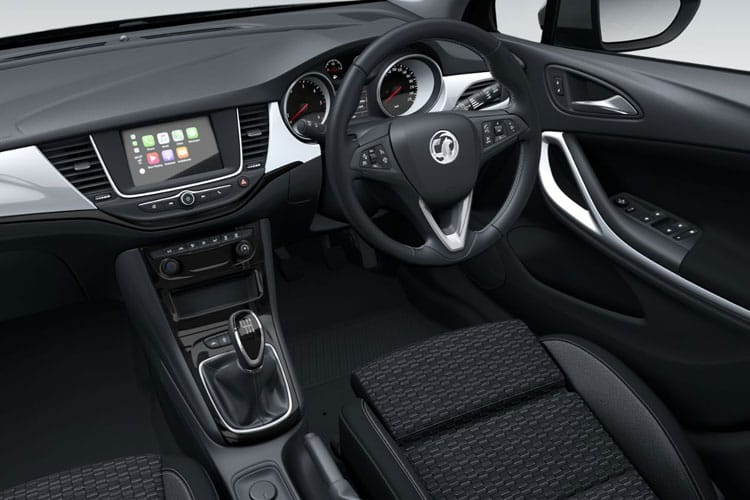 Vauxhall Astra Hatch 5Dr 1.2 Turbo 130PS Business Edition Nav 5Dr Manual [Start Stop] inside view