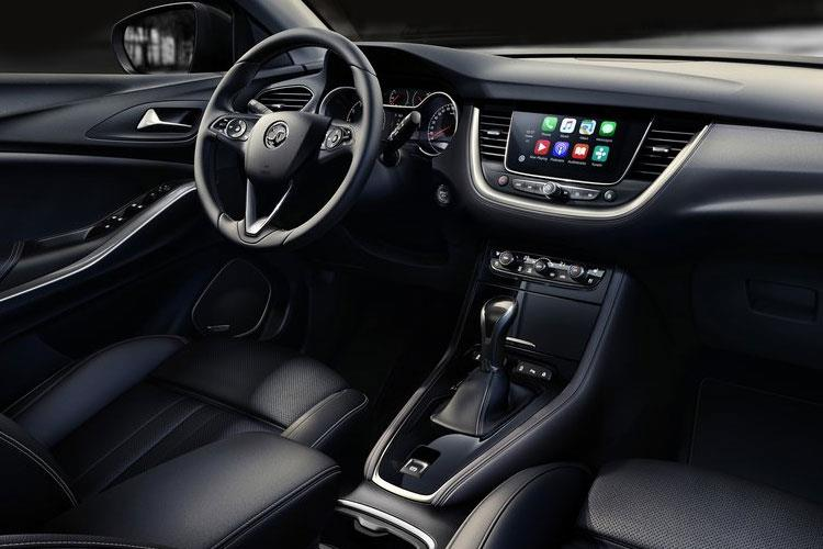 Vauxhall Grandland X SUV 1.2 Turbo 130PS Griffin 5Dr Manual [Start Stop] inside view