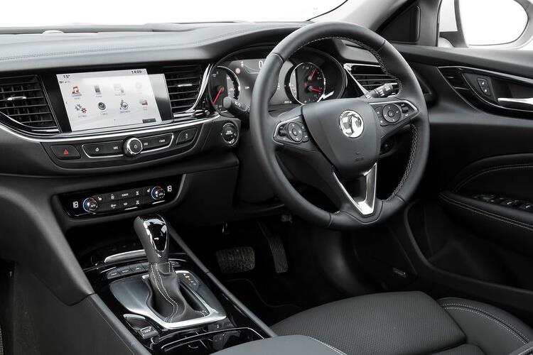 Vauxhall Insignia Grand Sport 1.6 Turbo D ecoTEC 110PS Elite Nav 5Dr Manual [Start Stop] inside view