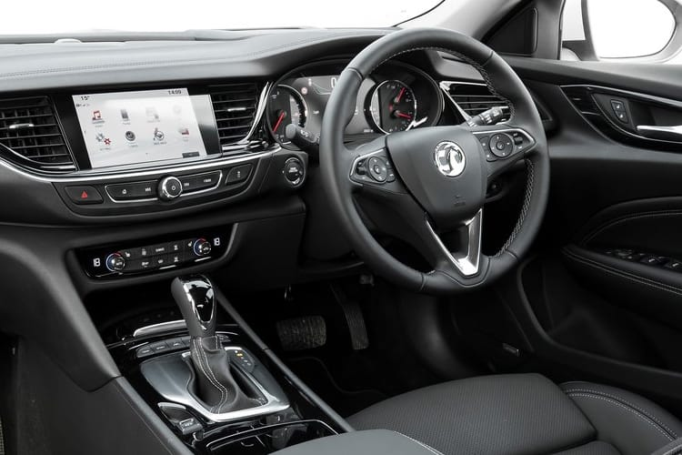 Vauxhall Insignia Grand Sport 4X4 2.0 i Turbo 230PS GSi 5Dr Auto [Start Stop] inside view